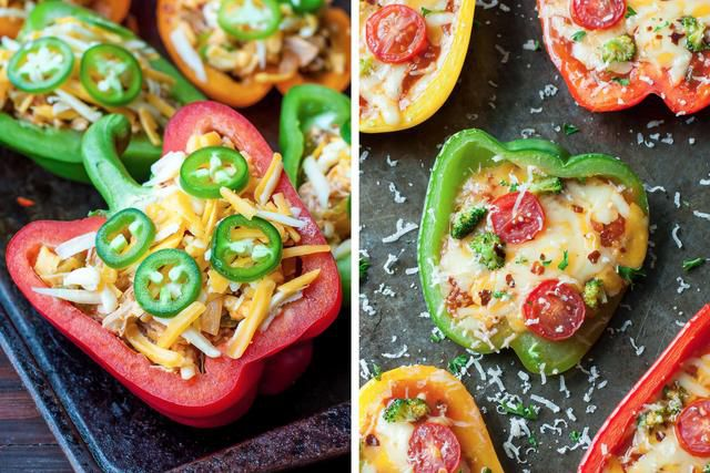 Wildly Delicious and Easy Stuffed Pepper Recipes