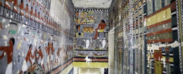 Two Newly-Discovered Egyptian Tombs Look Almost As Fresh As The Day They Were Painted