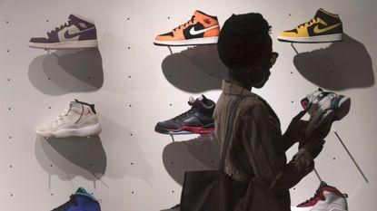 Those Nikes - Buy, Sell Or Hold? Sneakers Are Now Assets Trading Like Stocks