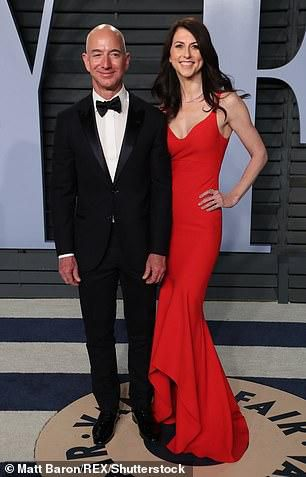 Jeff Bezos Divorce Papers: Amazon Founder Is Living Under The Same Roof As Ex Mackenzie And Will Not Have To Pay Her Spousal Support As Settlement Agreement Increases By $1Billion