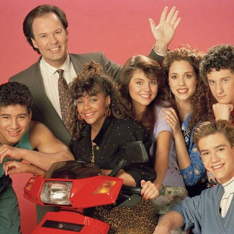 The Saved By The Bell Cast Just Reunited 30 Years After The Show Began