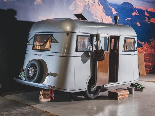 1937 Pierce-Arrow Model C Travelodge