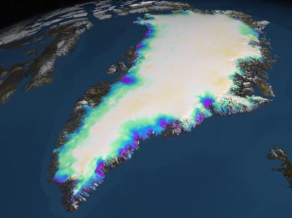 Greenland Ice Sheet Researcher Warns: