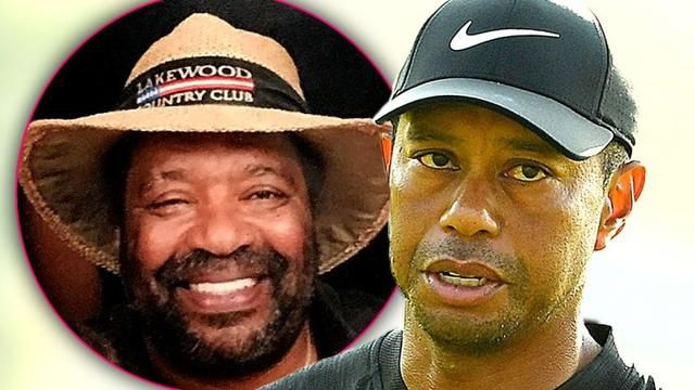 Tiger Woods Turns His Back on Ailing Brother