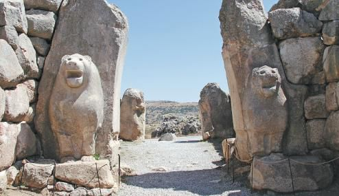 Ancient mighty Hittite Empire in Turkey reborn as popular tourist attraction