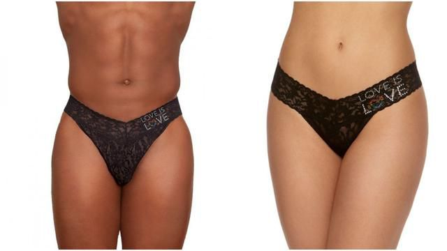 Where to Buy Hanky Panky's Love Is Love Collection, Because Thongs Should Be for Everyone