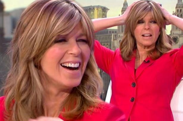 Kate Garraway forces herself to have sex every single day - and has a spreadsheet