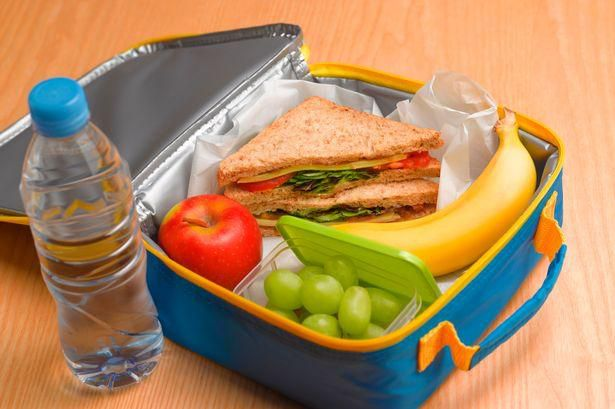Mum furious as school sends son's lunchbox back - because of one 'unhealthy' homemade item