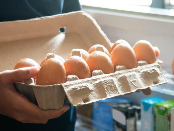 Give up on Eggs?