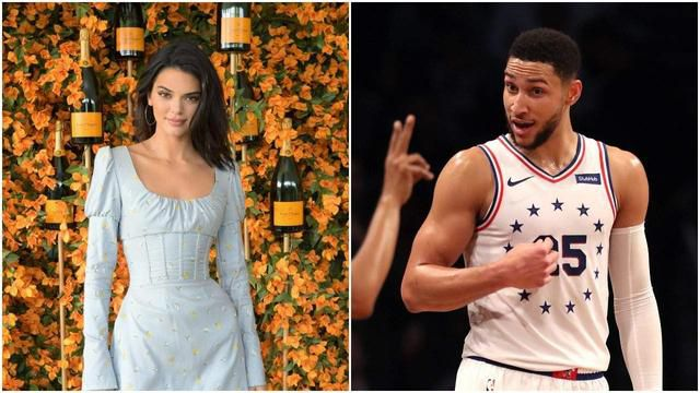 Ben Simmons' Rumored Girlfriend, Kendall Jenner, Dating Fellow NBA Star?