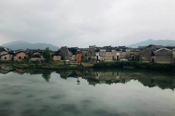 Le'an villages provide perfect escape