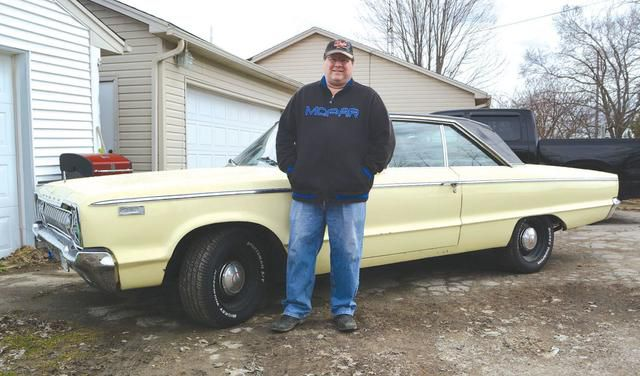 Behind the Wheel: Son replaces dad's car that he crashed as a teen more than 30 years ago