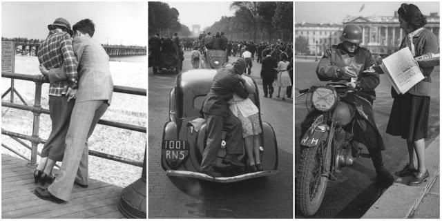 Amazing Black and White Photographs That Capture Everyday Life of Paris From the 1930s and Early 1940s