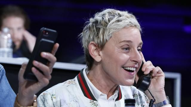 Ellen DeGeneres' Bad Dye Job Made Her Hair Fall Out & Left Her With a Complete New Hairdo
