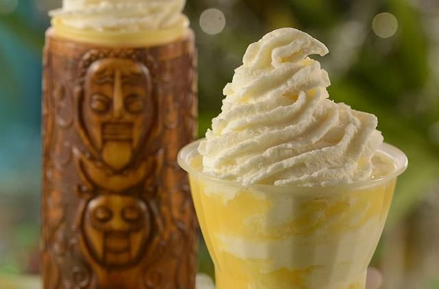 Frozen treats to keep you cool at Walt Disney World
