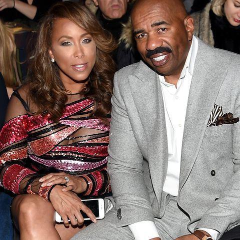 Steve Harvey's Wife Marjorie Pretty Much Just Shut Down Those Divorce Rumors