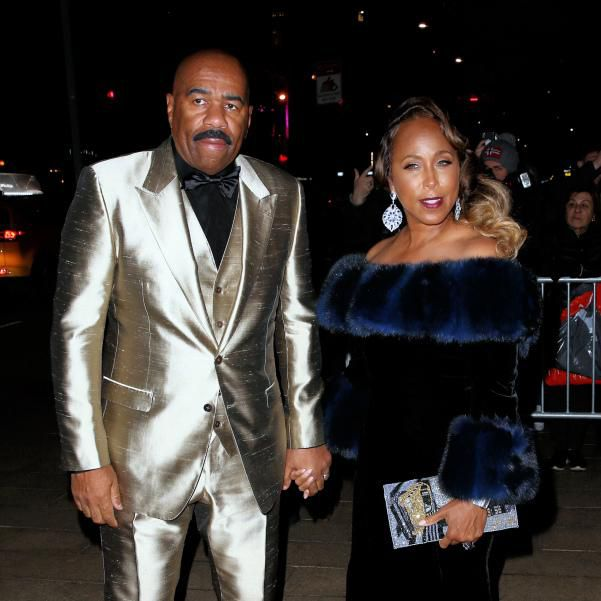 Marjorie Harvey's Ex Penned Messy Memoire in Prison—But Is a Steve Harvey Split on the Way?
