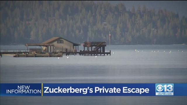 Mark Zuckerberg Drops $59,000,000 On Tahoe Waterfront Properties