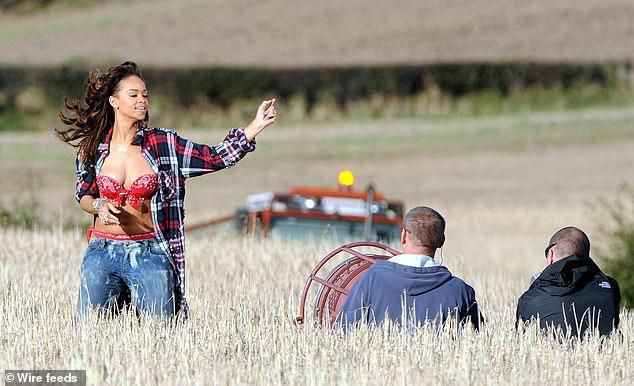 Farmer who objected to Rihanna's skimpy outfit when she filmed 2011 hit We Found Love in his field loses DUP council seat after May elections