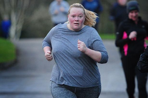 Woman's powerful message to man who shouted 'fat b****' at her as she was running