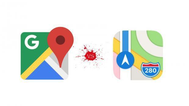 6 Reasons Google Maps Still DESTROYS Apple Maps