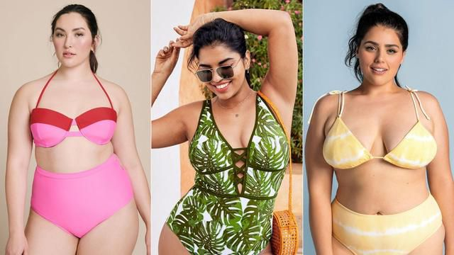 Amazing Plus Size Swimsuits You Can Buy Right Now
