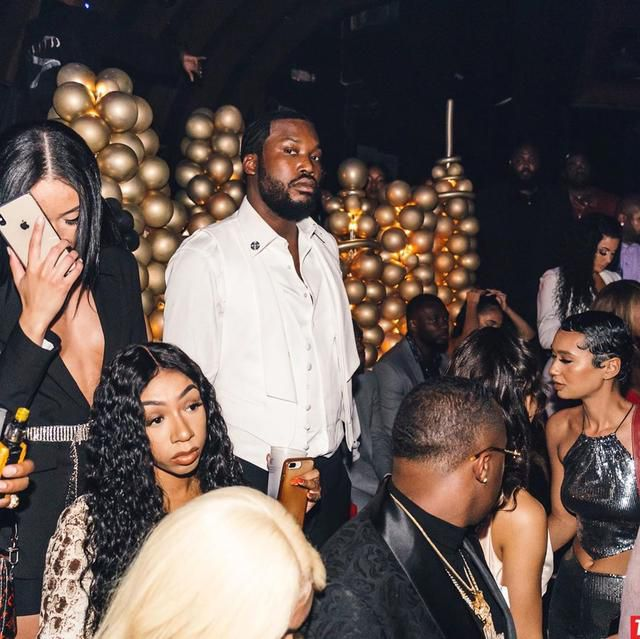Happy Birthday! Meek Mill Celebrated Turning 32 With Star Studded D'USSE Dinner and He Brought a Date!