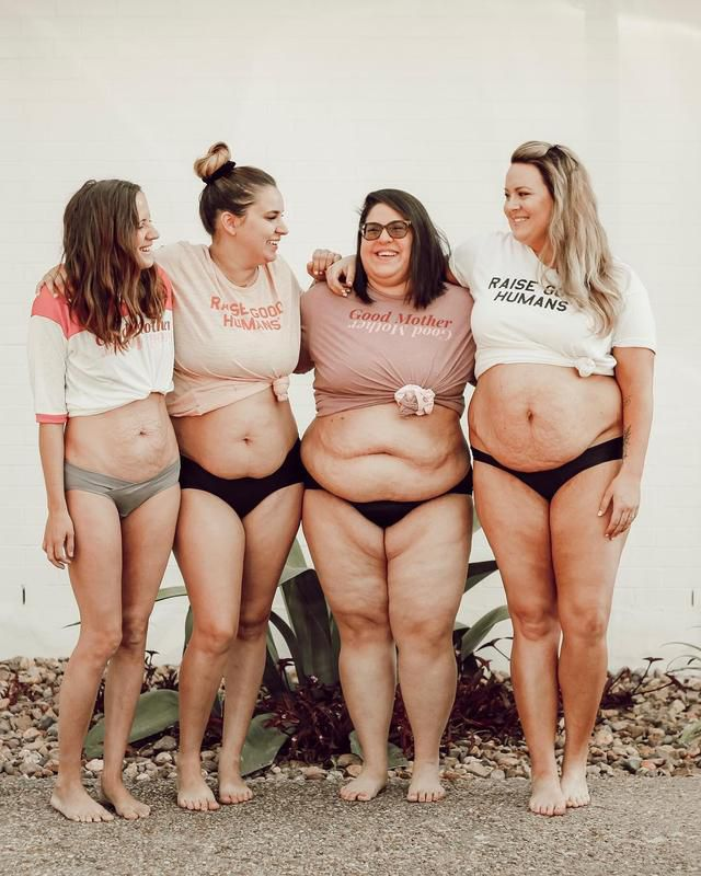 This Photo Is Going Insanely Viral Because Women WANT to See Real Bodies