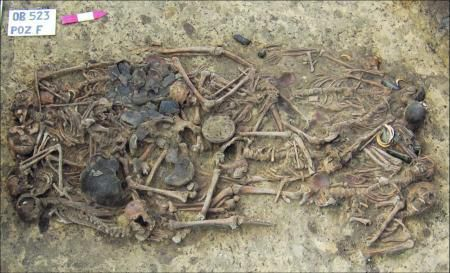 DNA Reveals Ancient Mass Grave of Massacred Women and Children Were From Same Family