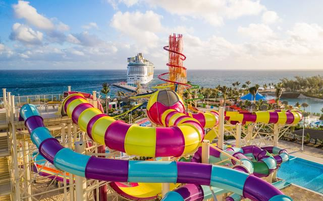 Royal Caribbean Just Reopened Their Private Island — and It Has the Largest Waterslide in North America