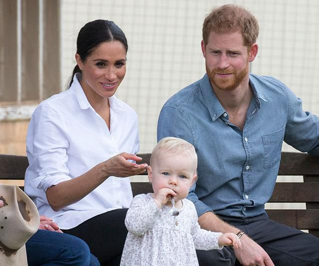 Meghan's incredible hidden message behind new Archie pictures emerges