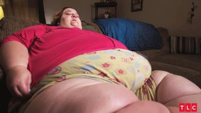 Angela Marie Dunham-Johns on My 600-lb Life, an update on how she is now