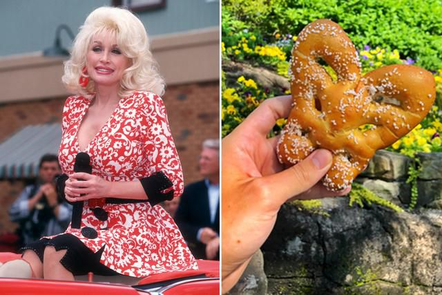 The Best Dollywood Foods and Restaurants: Cinnamon Bread and Beyond