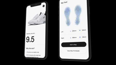 You're probably wearing the wrong size sneaker, and Nike wants to help