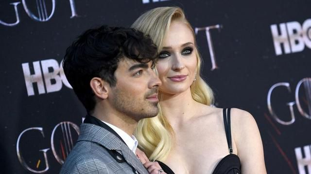Sophie Turner and Joe Jonas celebrate second wedding in France after eloping in Las Vegas