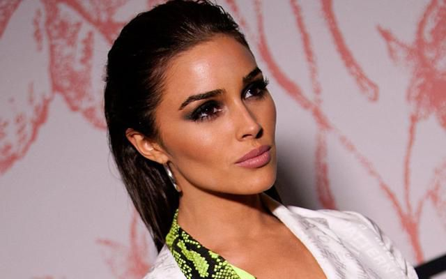 Olivia Culpo Celebrates 27th Birthday in Sold-Out Versace Sandals and Leather Pants With so Many Zippers