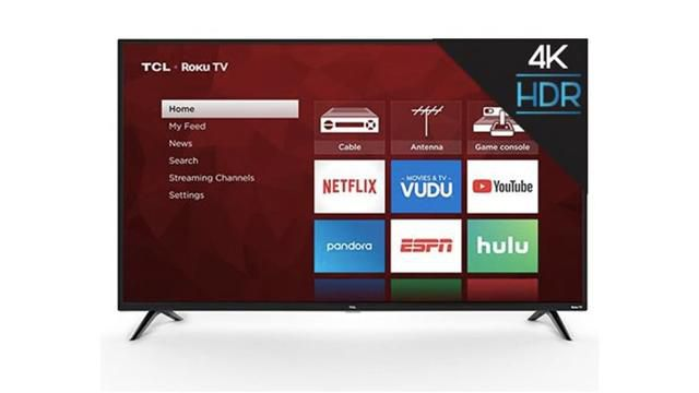 Walmart Is Discounting This Apartment-Ready Smart TV Just in Time for Graduation Gifting