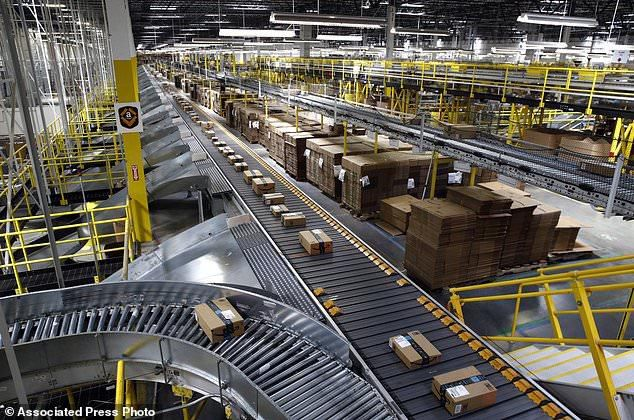 Amazon offers staff $10,000 to quit their warehouse jobs and help start courier businesses that can deliver the company's packages faster