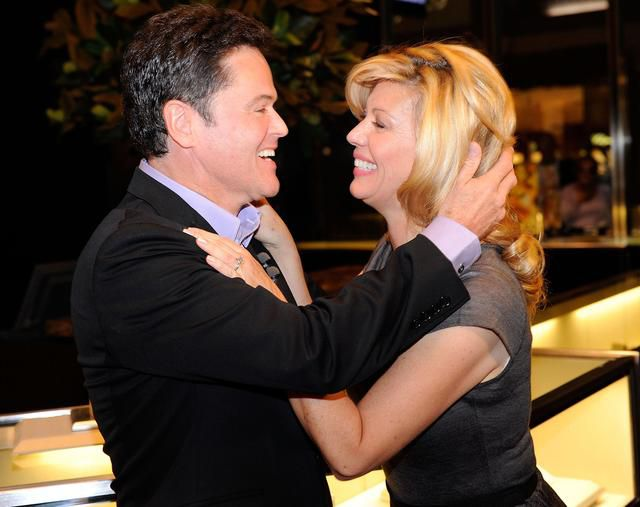 Donny and Debbie Osmond Are Living a Life of Wedded Bliss - See Their Relationship Timeline!