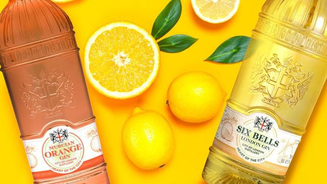 Here's why you should be drinking citrus gins