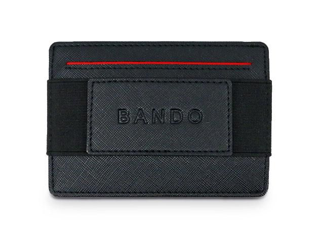 Eliminate bulky pockets with this durable, slim wallet This Kickstarter-funded wallet includes RFID-blocking technology