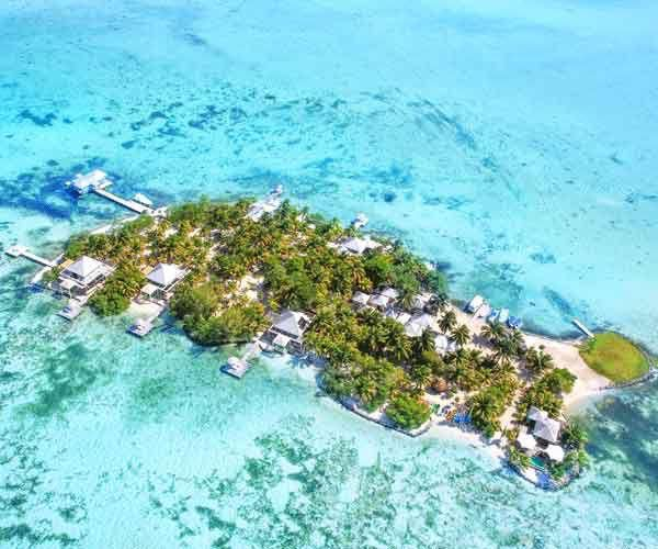 Top 5 romantic Latin American beach retreats