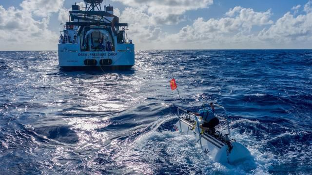 Record-Breaking Sea Dive Finds Evidence of New Underwater Species-And Trash