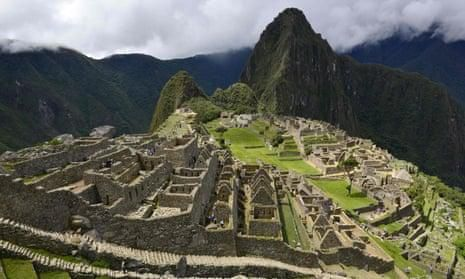 'It would destroy it': new international airport for Machu Picchu sparks outrage