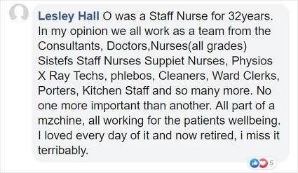 Nurse's Post About the Harsh Realities of Her Profession Goes Viral