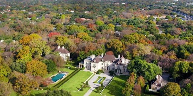 Dallas' most expensive estate is no longer on the market