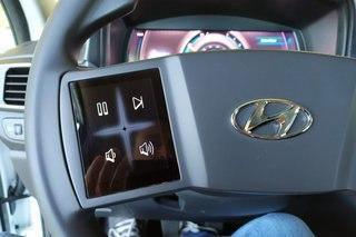 Hyundai's cockpit of the future puts haptic displays on the steering wheel