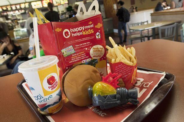 McDonald's makes huge change to Happy Meals - and it's bad news for some parents