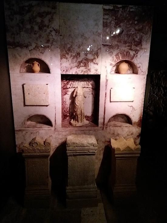 Archaeological Discoveries Beneath Valencia, Spain