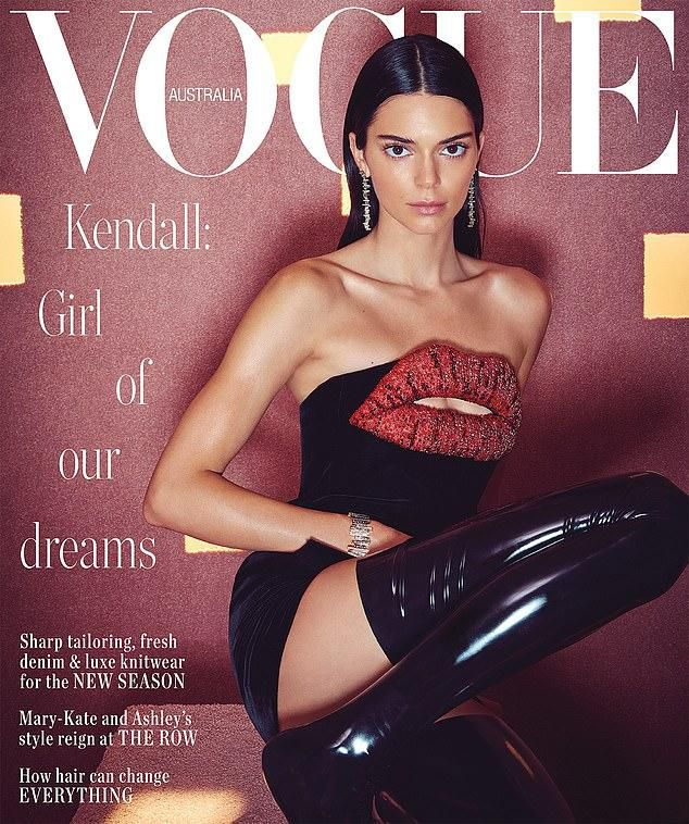 Kendall Jenner talks an engagement with NBA star Ben Simmons... as she stuns on the cover of Vogue